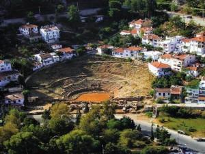 fethiye-antik-tiyatro
